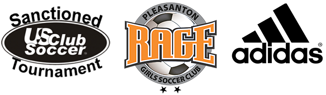US Club Soccer, Pleasanton RAGE and adidas
