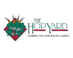 the Hopyard American Alehouse & Grill logo