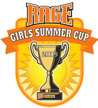 RAGE Girls Summer Cup Logo