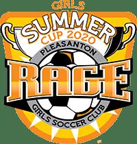 RAGE Girls Summer Cup Logo